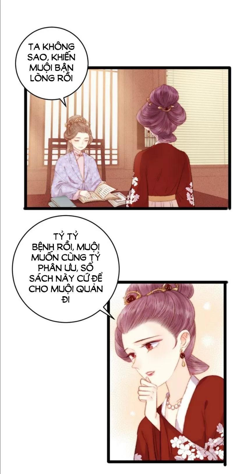 Nàng Phi Cửu Khanh - Thần Y Kiều Nữ chap 50 - Trang 20