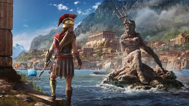 شركة Google تقدم على خطوة كبيرة جدا و تتيح للاعبين تجربة Assassin's Creed Odyssey على متصفح Chrome، إليكم الطريقة ..