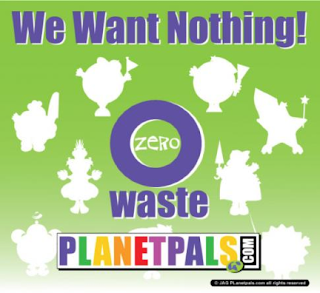 Be a Zero Hero...Do Your Part For Zero Waste Week September