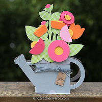 http://underacherrytree.blogspot.com/2016/05/floral-shop-easel-cards-watering-can.html