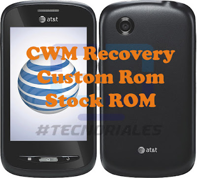 ZTE Z990 AT&T Recovery, stock ROM