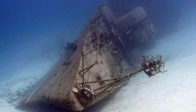 Inilah Enam Kapal Karam Paling Menakjubkan Di Seluruh Dunia
