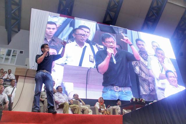 Gerindra: Pemeriksaan Rocky Gerung Kriminalisasi!