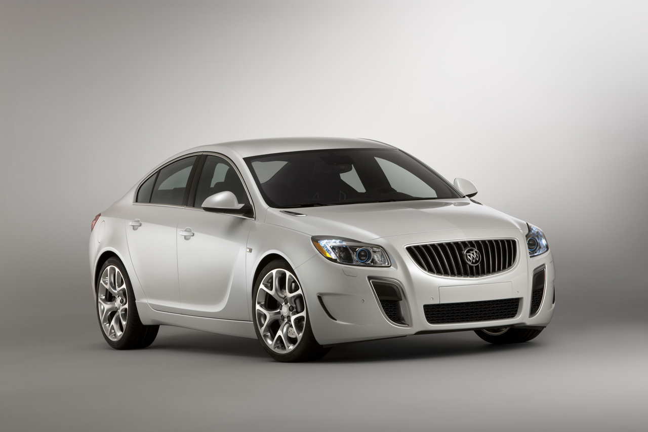 2012 Buick Regal GSBuick Regal