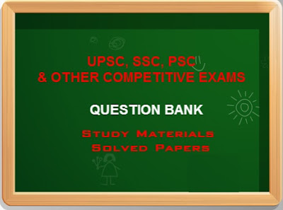 General Knowledge Questions & Answers- Question Bank - PSC Online Book