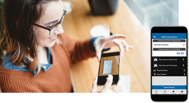 LMCU Mobile Check Deposit