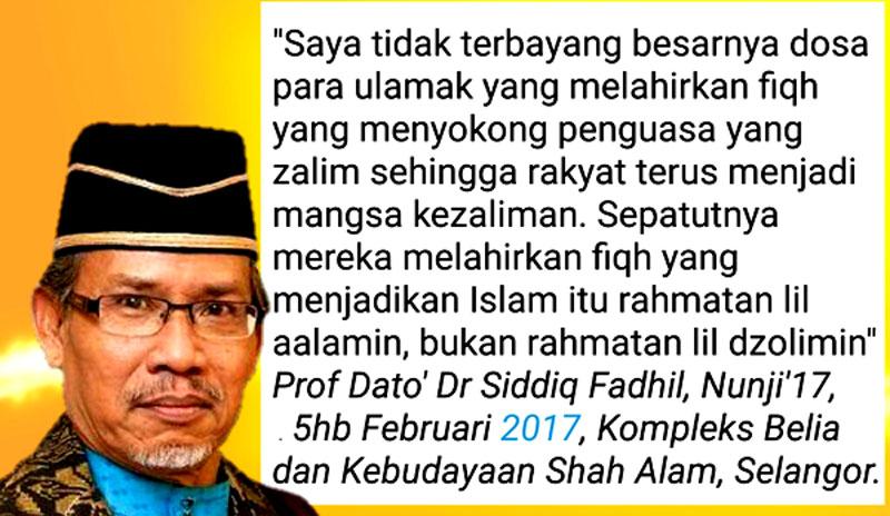 Hasil gambar untuk Dr Sidiq Fadzil