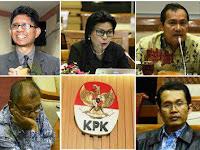 Lah Kok? Pimpinan KPK Terancam Pidana Kurungan Satu Tahun
