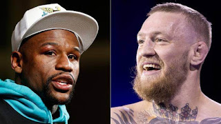 Conor Mcgregor will beat Floyd Mayweather in mega fight