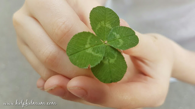 Hope - four leaf clover