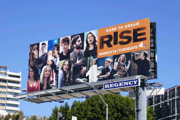 Rise season 1 billboard