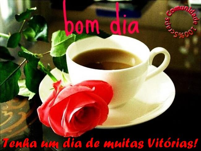 Bom Dia Romantico Para Celular: 100% Cartões: Lindas Imagens De Bom Dia