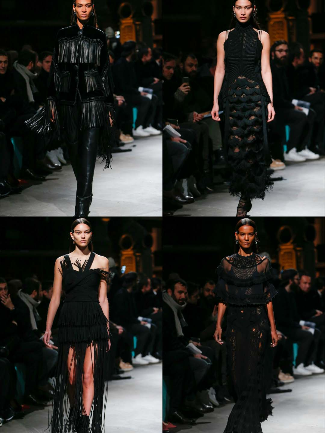 Eniwhere Fashion - Paris Haute Couture - Givenchy