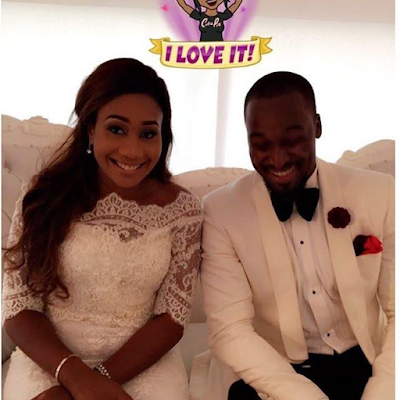 Too much money!!! Orobosa Igbinedion and Umar Mantu's wedding finale in Johannesburg, South Africa (Photos)