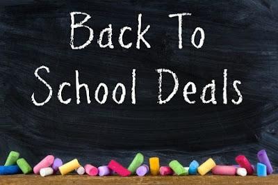 Back to Schools Deals
