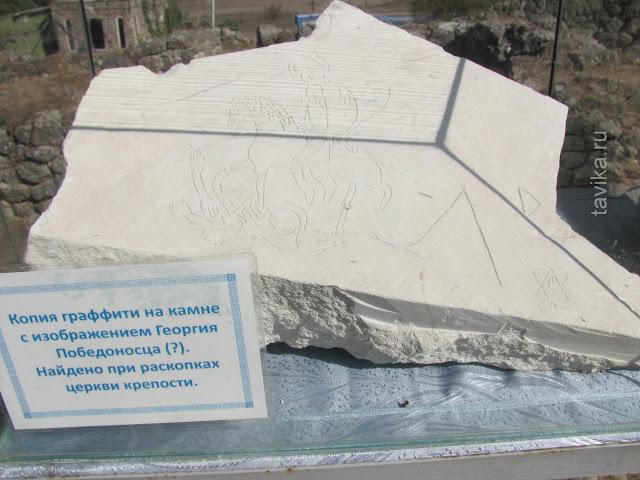 Крым. Крепость Фуна