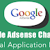 Google AdSense Account Approval Process- 2016