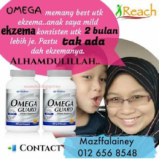 Ibu Hamil Digalakkan Melengkapkan Diet dengan Omega-3  untuk Perkembangan Anak Yang Lebih Sihat.