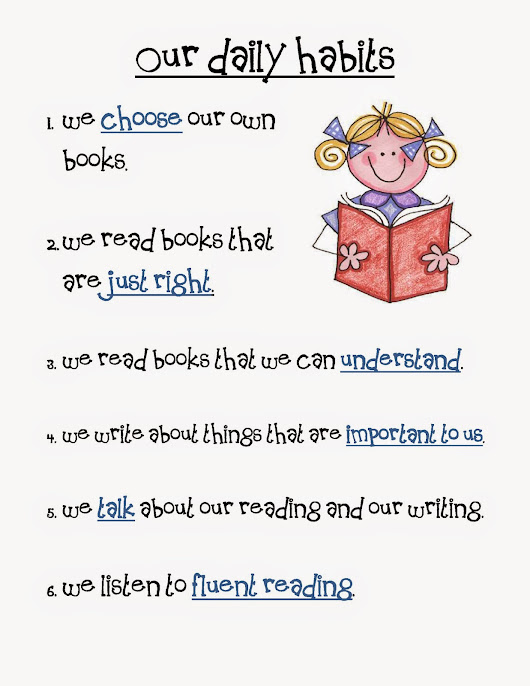 reading as a habit essay for kids The following essay discusses the influence of children's books in how   similarly, in an article titled how changing your reading habits can.