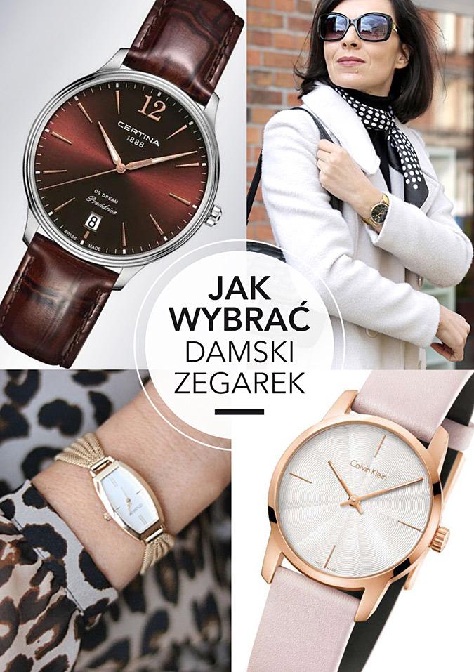 Modne zegarki damskie 2019