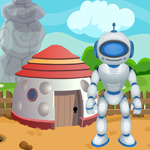 Play Games4King Robot Rescue