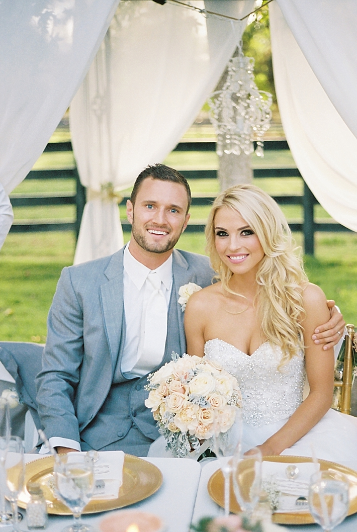 Glamorous Santa Barbara Wedding At Bella Cavalli Farms