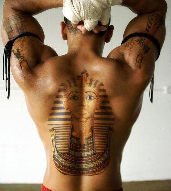 Egyptian Tattoo Meanings: 150 Egyptian Tattoos Ideas With Meanings (2018
