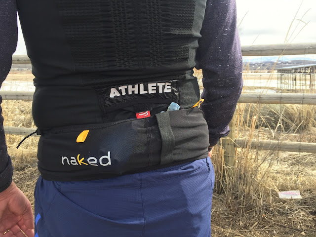 Road Trail Run: Naked Running Band Review: Versatile