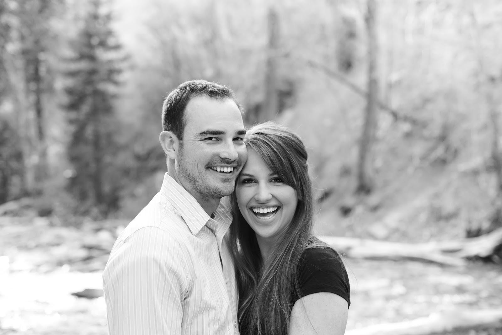 Heather Luczak Engagement Photographer