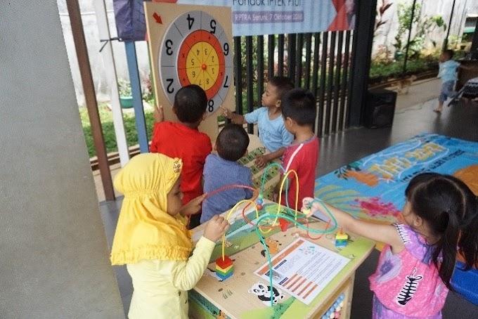 FTUI Bangun Pondok Bermain dan Belajar Iptek Ramah Anak