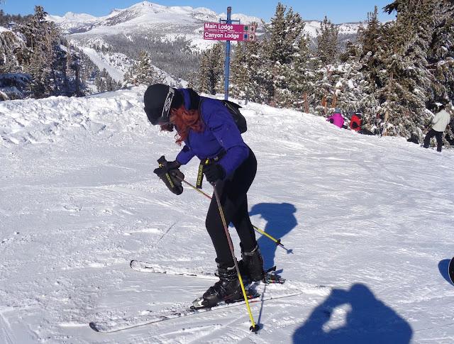 Mammoth Mountain Ski Trip