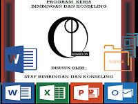 Download Program Kerja Guru BK Kurikulum 2013 Lengkap dengan Perangkat BK
