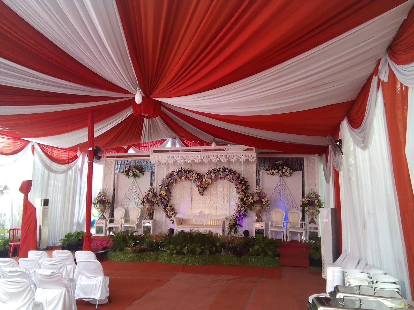 Tenda Pernikahan Di Rumah Desain Rumah Minimalis 2019