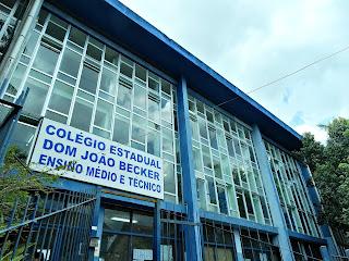 Colégio Estadual Dom João Becker - Vila IAPI, Porto Alegre