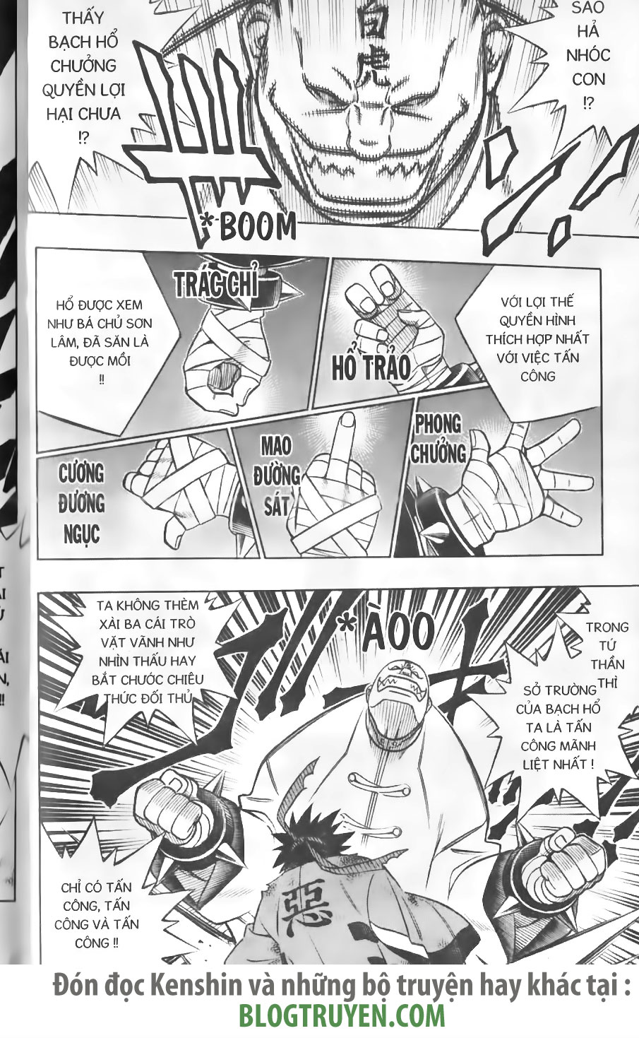 Rurouni Kenshin chap 240 trang 18