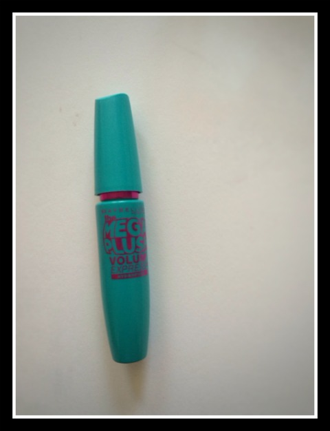 Maybelline Mega Plush Volume Waterproof Mascara
