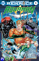 DC Renascimento: Aquaman #1