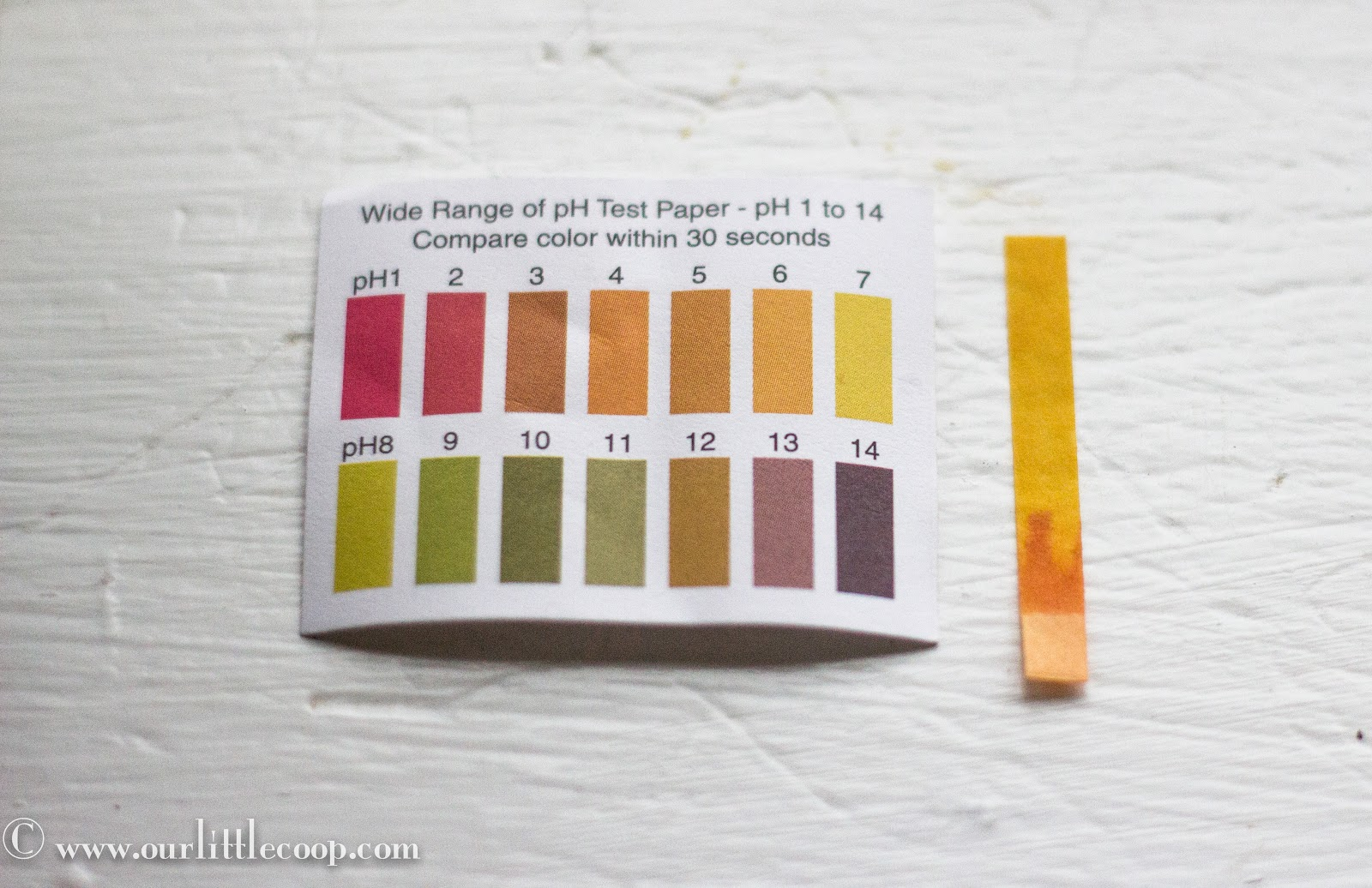 Where can you buy ph strips