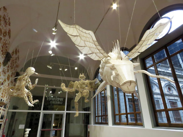 Ai Weiwei. Libero exhibition, Palazzo Strozzi, Piazza degli Strozzi, Florence
