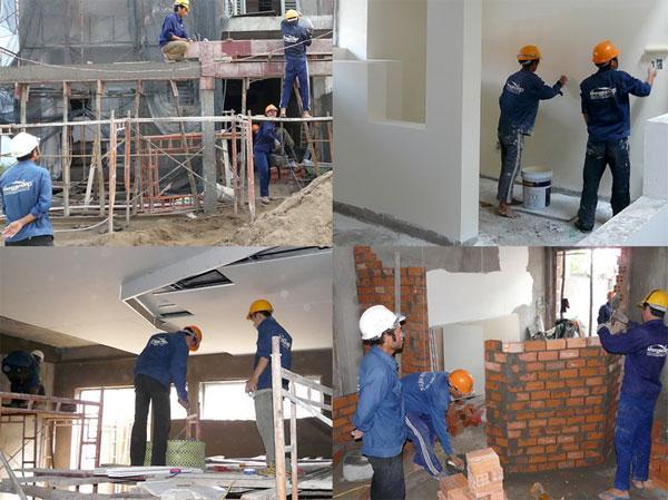 Công ty xây nhà giá rẻ quận 12