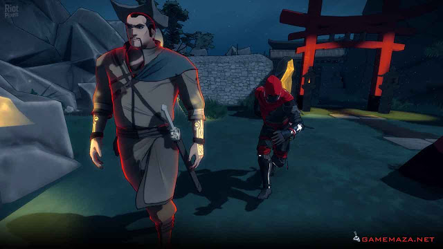 Aragami Gameplay Screenshot 2