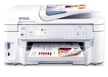 Epson WorkForce Pro WF-3521 Review, Price and Printer Specs