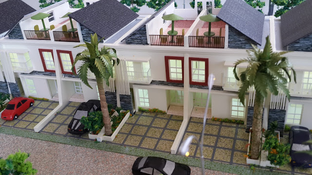 Rumah dijual di Bintaro Casa Bellevue Residence Bintaro dekat tol JORR Bintaro