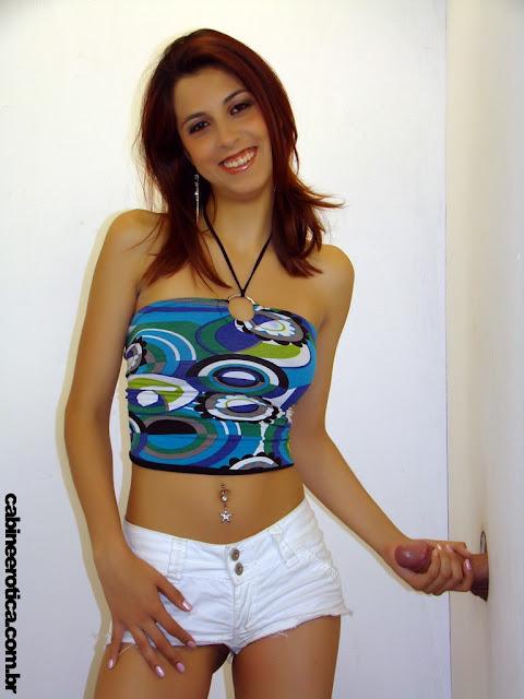 Adriana - Gloryhole Brazil