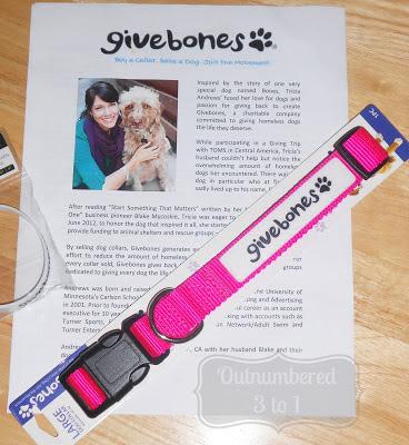 Givebones story