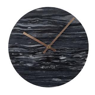 Horloge en marbre