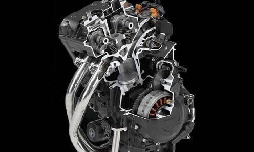 Mesin Honda CB500X