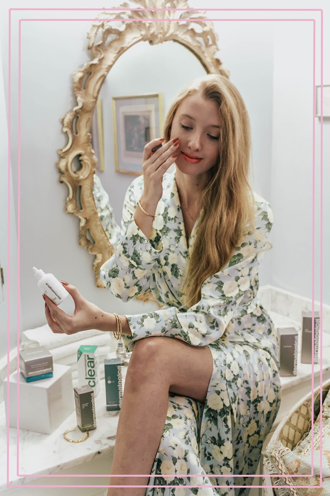 UK Beauty Blogger Dermalogica Skincare Regime Review