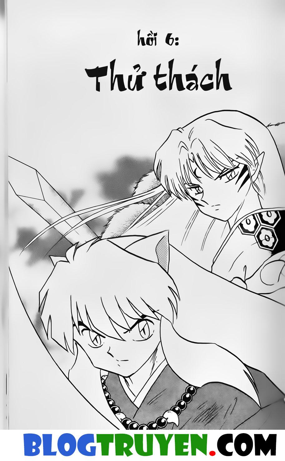 Inuyasha vol 33.6 trang 2