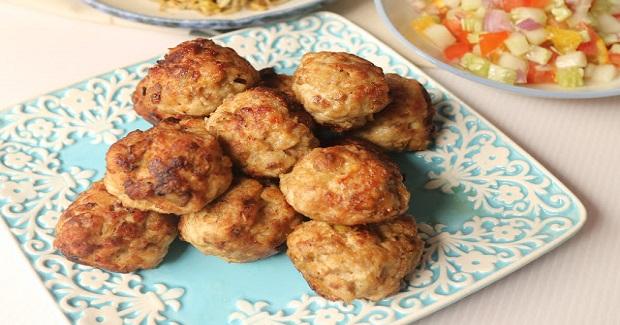 Oaty Chicken Balls Recipe